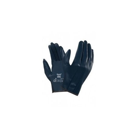 6 paires, GANTS enduction nitrile E32105