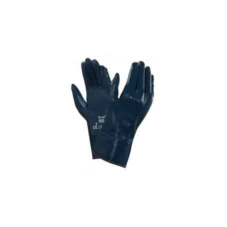 6 paires, GANTS enduction nitrile E32800