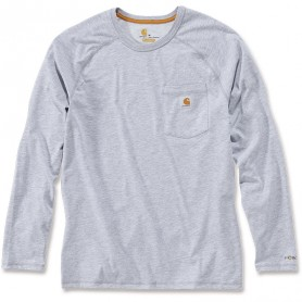 T-shirt Force manches longues homme CARHARTT 100393