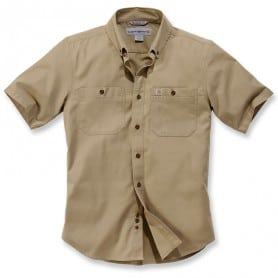 Chemise coton manches courtes Rigby CARHARTT 103555