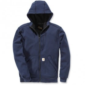 Sweat à capuche zip Wind Fighter CARHARTT 101759