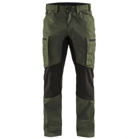 Pantalon stretch polycoton services BLAKLADER 1459
