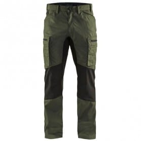 Pantalon stretch polycoton services BLAKLADER 1459 - DÉSTOCKAGE