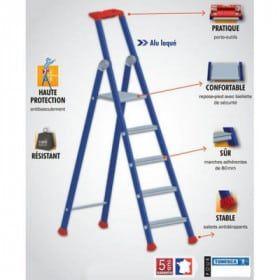 Veste de pluie longue haute visibilité BLAKLADER 4325