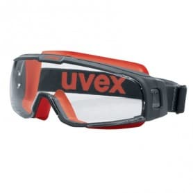 Lunettes-masques incolores U-Sonic UVEX 9308247