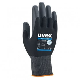 10 paires de gants de protection Phynomic XG UVEX 60070