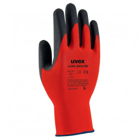 10 paires de gants de protection Unilite 6605 RD UVEX 60967