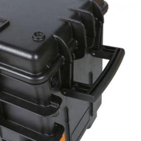 10 paires de gants produits chimiques Rubiflex S NB80SZ UVEX 60191
