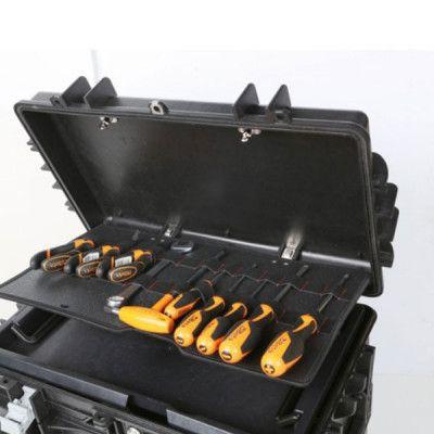 12 paires de gants produits chimiques Profastrong NF33 UVEX 60122