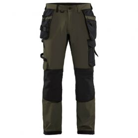 Pantalon artisan stretch 4D BLAKLADER 1522