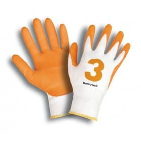 10 paires de Gants anticoupures Check et Go Orange NIT 3