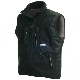 Gilet en polaire 3 couches Blaklader 3835 Taille L