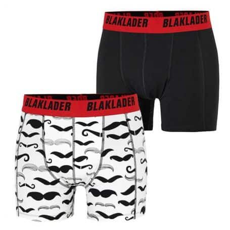 Pack x2 boxers homme BLAKLADER 1897