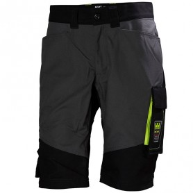 Short de travail gris Aker HELLY HANSEN WORKWEAR 77402