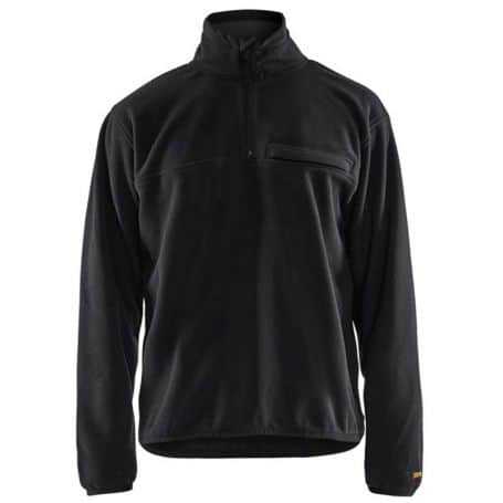 Pull micropolaire col camionneur BLAKLADER 4831