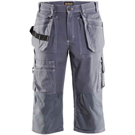 Pantalon pirate 3/4 coton Blaklader 1542