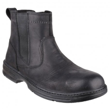 Bottines de sécurité homme S1P CATERPILLAR Inherit Pull On