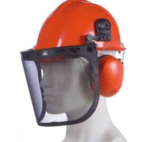 Kit casque forestier SINGER SAFETY HGCF01