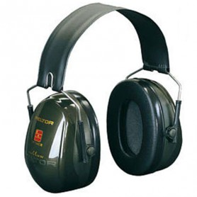 Casque antibruit pliable Peltor Optime II 3M H520F