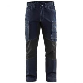 Pantalon services denim +stretch BLAKLADER 1459