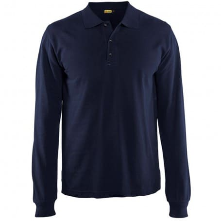Polo de travail manches longues homme BLAKLADER 3388