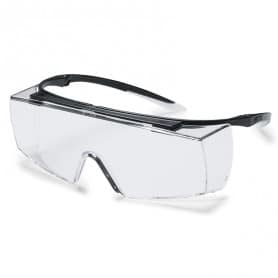 Surlunettes de protection incolores Super F OTG UVEX 9169585