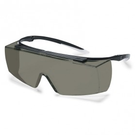 Surlunettes de protection gris Super F OTG UVEX 9169586