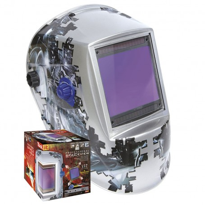 Masque de soudeur LCD 5-9/9-13G Spaceview GYS 040717