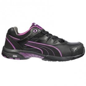 Baskets de travail basses femme S3 PUMA Stepper Low 642880