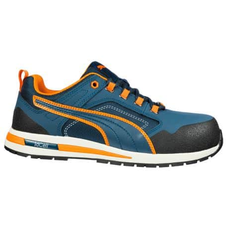 Baskets de sécurité S3 PUMA Crosstwist Low 643100