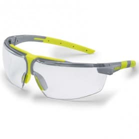 Lunettes de protection loupes i-3 add 1.0 UVEX 6108210
