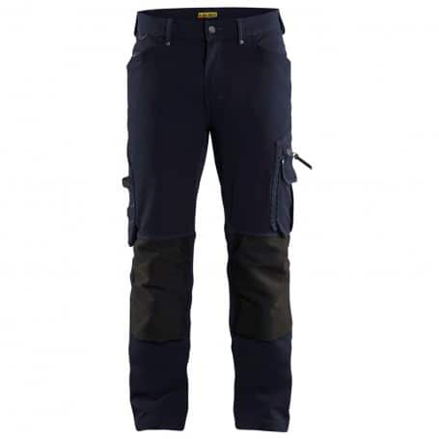 Pantalon artisan stretch 4D X1900 BLAKLADER 1989