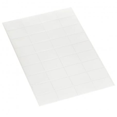 Autocollants transparents pour Vertex et Strato PETZL A10100