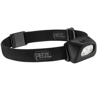 Lampe frontale Tactikka +RGB noir PETZL E89ABA