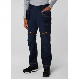 Pantalon travail stretch bleu Chelsea Evolution HELLY HANSEN 77441