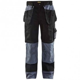 Pantalon de travail artisan Blaklader noir