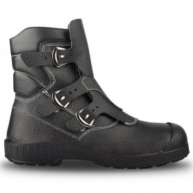 Chaussures hautes S1P HECKEL MacRanger Fondeur BR  - DÉSTOCKAGE