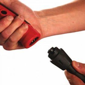 T-shirt de travail gris foncé coton Aker HELLY HANSEN 79160