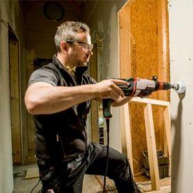 Pack de 2 boxers jaune fluo BLAKLADER 1886