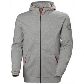 Sweat de travail à capuche zippé Kensington HELLY HANSEN 79243