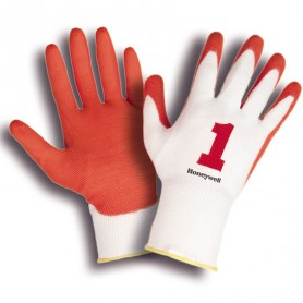 10 paires de gants Check & Go Original Nit 1 (rouge) HONEYWELL 2332265