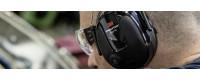 Protection auditive : Casques, coquilles & bouchons d'oreilles
