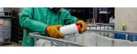 Gants de protection contre les produits chimiques : EN 374