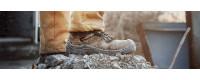 Chaussures de sécurité basses & Sandales de sécurité