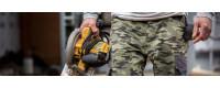 Collection de vêtements de travail camouflage pour homme & femme