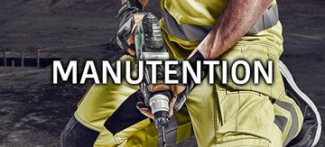 Gants de manutention