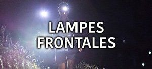 Lampes frontales