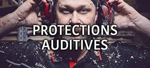 Protections auditives